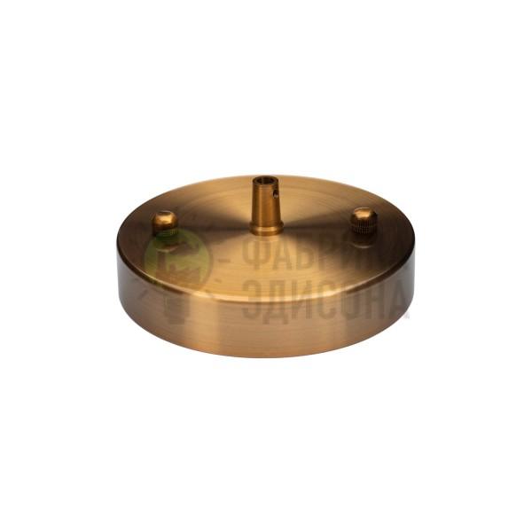Потолочный крепеж Puck Gold с заглушками