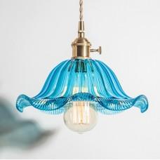 Подвесной светильник Blue Flower