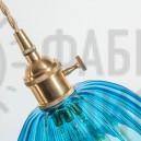 Підвісний світильник Blue Flower