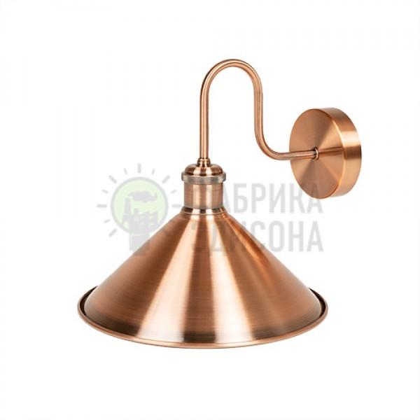 Настінний світильник Red Bronze Pl
