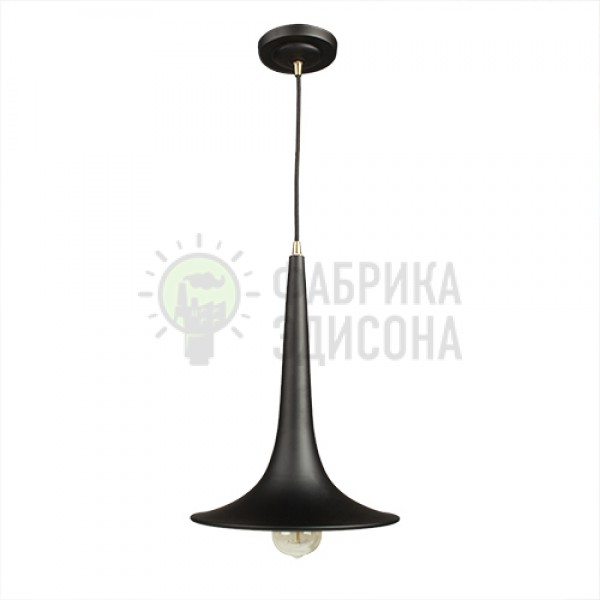 Підвісний світильник black pipe