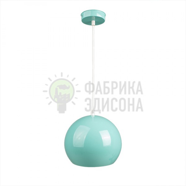 Люстра Blue sphere light