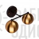 Настінний світильник Double Gold Emphasis