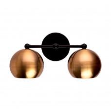 Настенный светильник  Double Gold Emphasis
