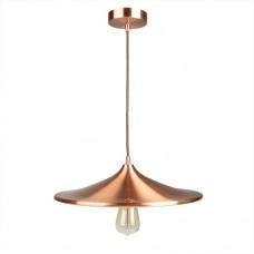 Подвесной светильник Modern  Cupper Plat + лампочка в подарок