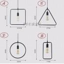 Геометрический светильник ECOBRT