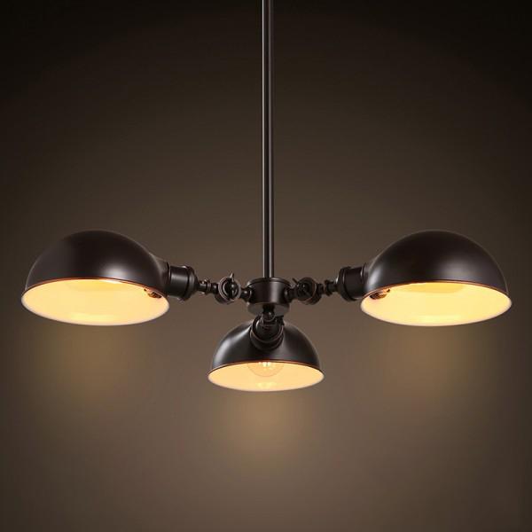 Подвесной светильник Simple Cap Triple2