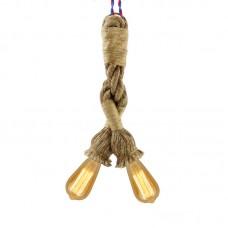 Подвесной светильник Vintage Rope
