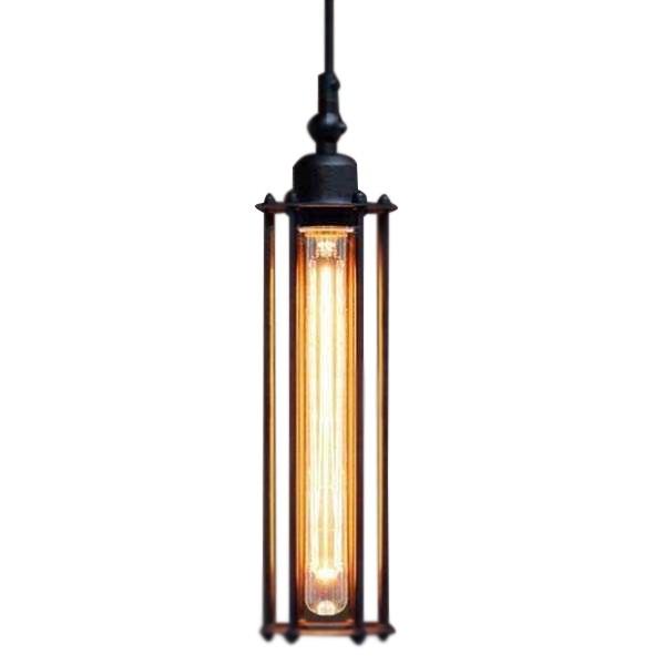 Люстра Vintage Industrial Edison