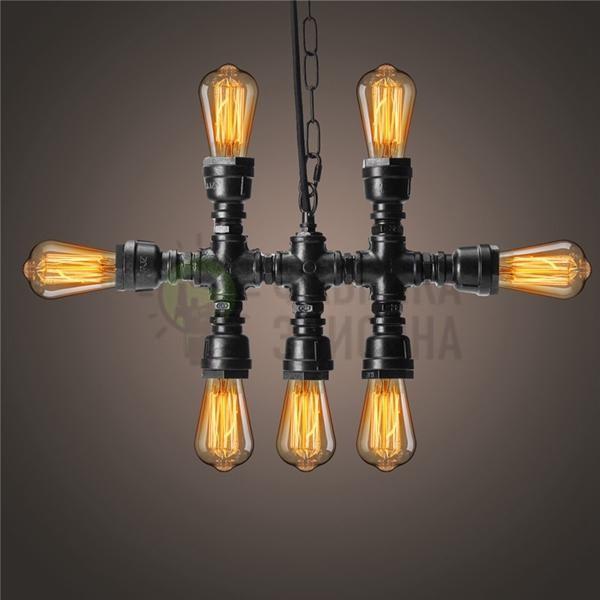 Подвесной светильник Retro Edison