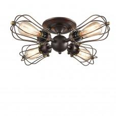 Потолочный светильник Rubbed Bronze