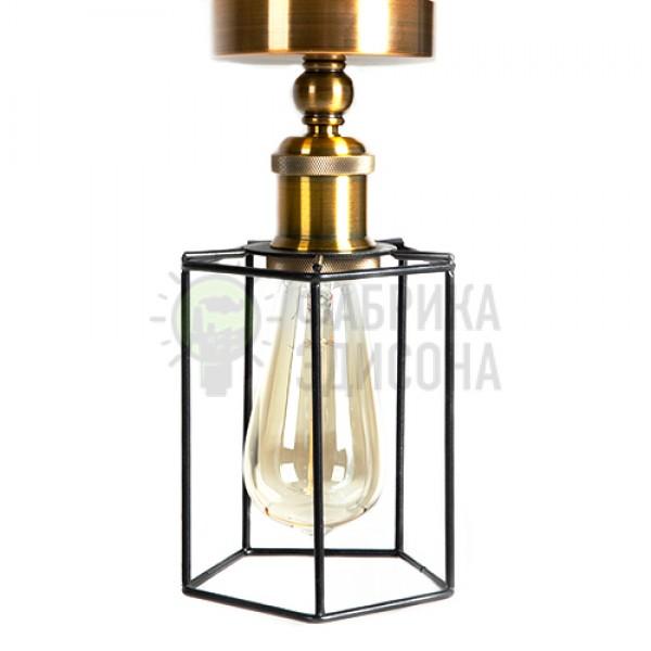 Стельовий світильник Black Brass