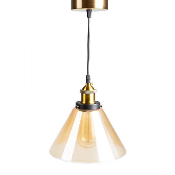 Подвесной светильник Glass Cone III