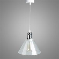 Подвесной светильник Clear Glass Cone