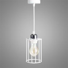 Подвесной светильник White Metal