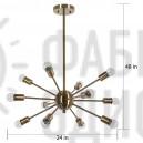 Люстра Sputnik Chandelier 12 Lights