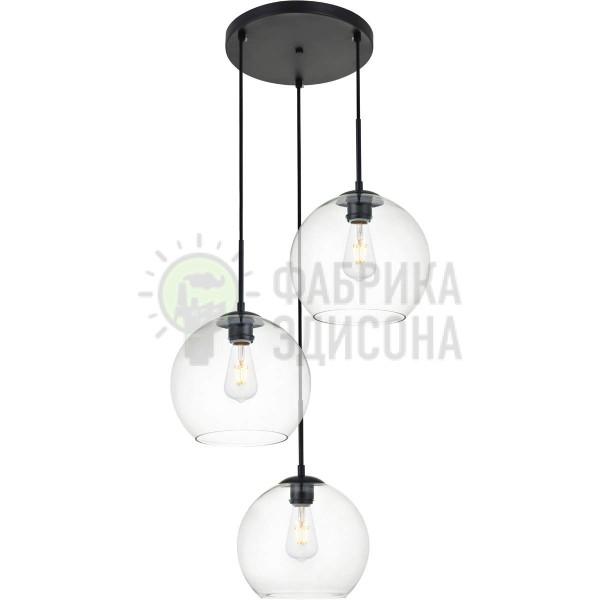 Підвісний світильник Iron / Glass