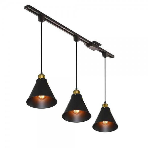 Подвесной трековый светильник Kliven