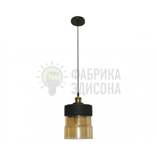 Підвісний світильник KinkAmber Cylinder