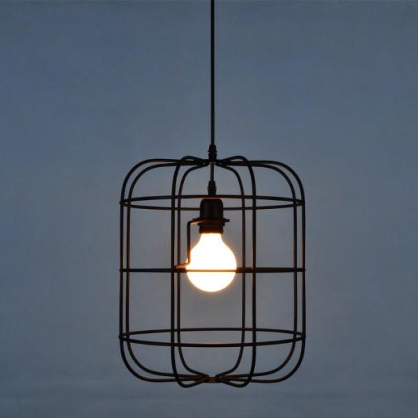 Подвесной светильник Cage Barrel