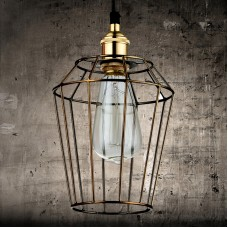 Подвесной светильник Gold Cage 1