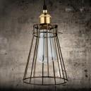 Підвісний світильник Gold Cage 3