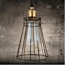 Подвесной светильник Gold Cage 3