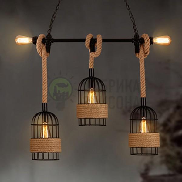 Підвісний світильник Cage Canat
