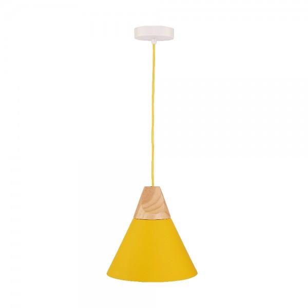 Подвесной светильник Isoni Yellow