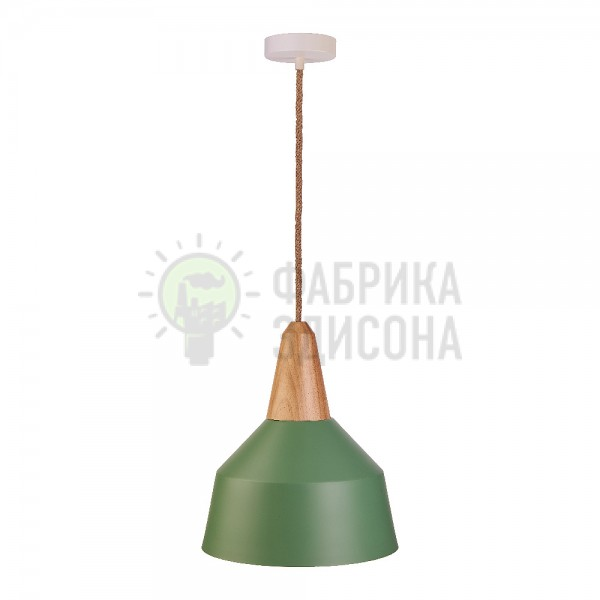 Підвісний світильник Ceruza Green