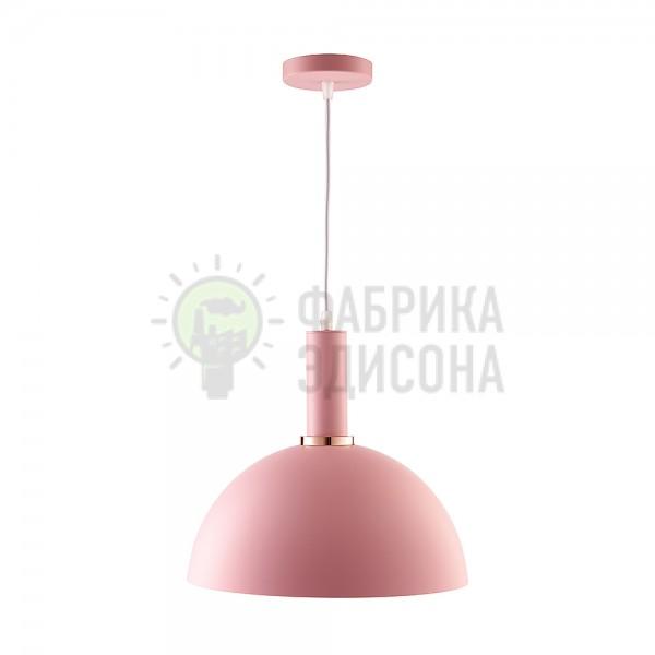 Подвесной светильник Roro Bowl Pink
