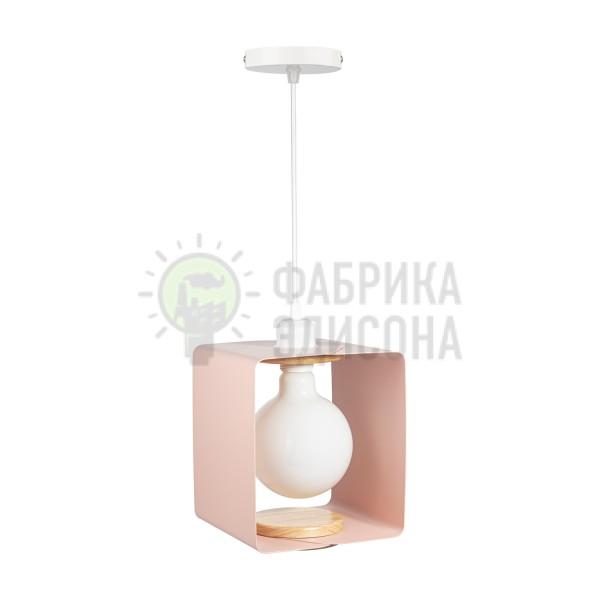 Підвісний світильник BoxLamp Pink