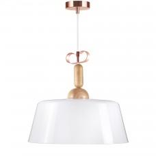 Подвесной светильник Eweliny Bowl White