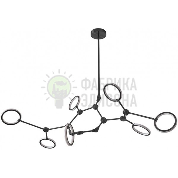 Люстра Molecule 7 Heads