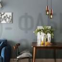 Підвісний світильник Alton Nordic Glass