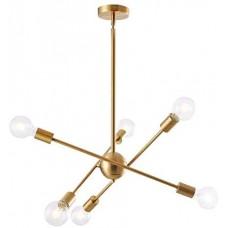 Люстра Sputnik 6 Gold