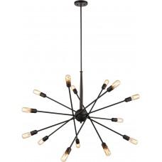Люстра Sputnik Sphere 14 Black