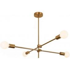 Люстра Sputnik Modern 4 Gold