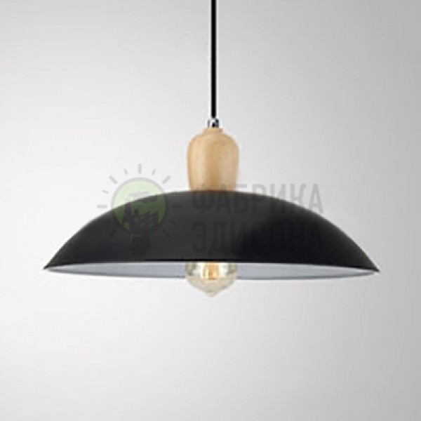 Підвісний світильник Dome Black