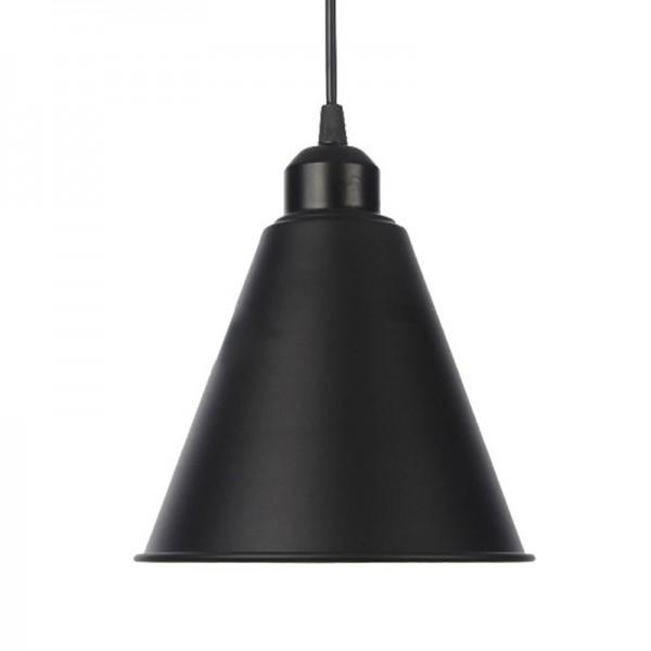 Подвесной светильник Honzo Cone Black