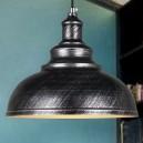 Підвісний світильник Dome Silver