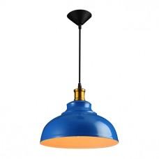 Подвесной светильник Barn Style Blue