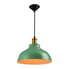 Подвесной светильник Barn Style Green