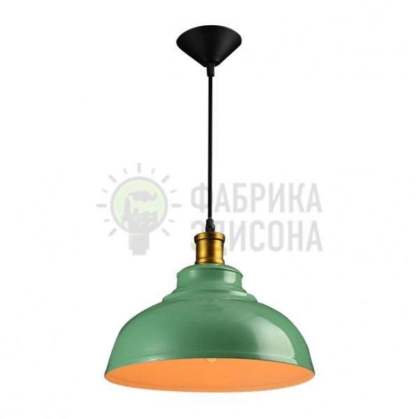 Підвісний світильник Barn Style Green
