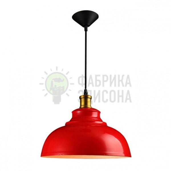 Підвісний світильник Barn Style Red