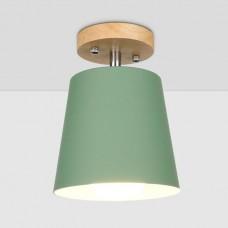 Потолочный светильник Flevel Cylinder Green
