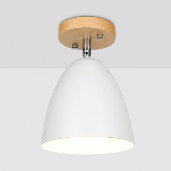 Стельовий світильник Flevel Cone White