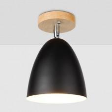Потолочный светильник Flevel Cone Black