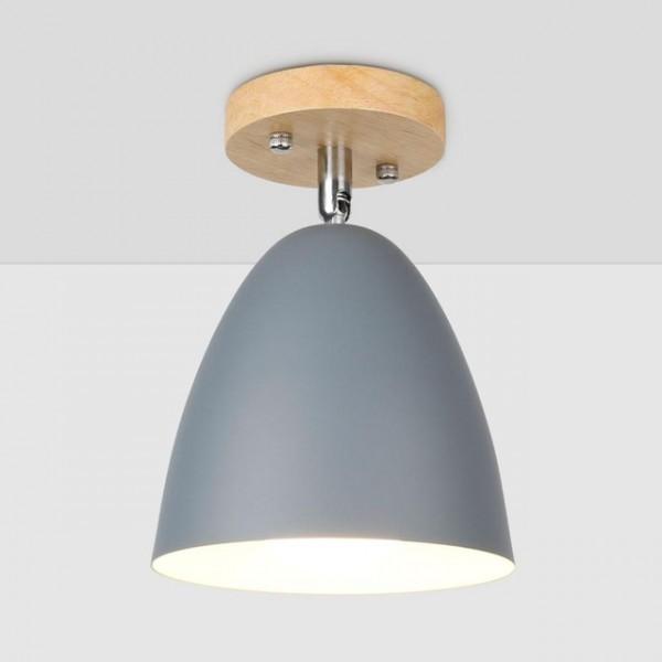 Стельовий світильник Flevel Cone Gray