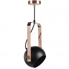 Подвесной светильник Dudu Black&Brass